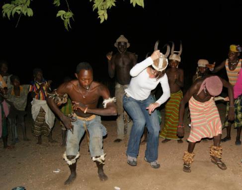 agathe dalmazzo danse traditionnelle bénin